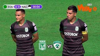 EN VIVO: Atlético Nacional vs Equidad FC   CUARTOS DE FINAL - Liga BetPlay