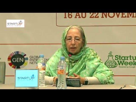 TALK : Tiviski, les prémices de l'entrepreneuriat féminin en Mauritanie - Nancy Abeiderrahmane