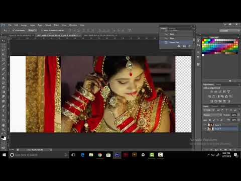 Learn to edit your wedding pics for free