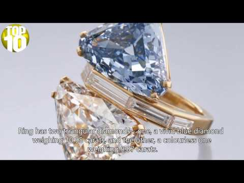 Top 10 Most Expensive Jewellery Pieces in the World