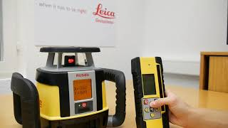 Rugby CLA – How to pair your laser with the combo (single pairing)