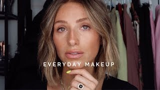 5 MIN EVERYDAY MAKEUP WITH CLEAN BEAUTY