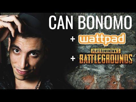 WATTPAD + CAN BONOMO + PUBG // 2 Kitap, MAKSİMUM CRINGE