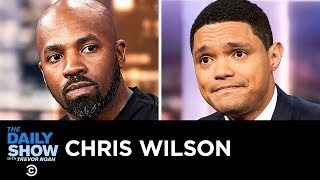 "Chris Wilson - ""The Master Plan"" & Overcoming Adversity After Prison 
