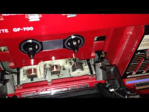 SHARP GF-700 REDиз YouTube · Длительность: 2 мин9 с