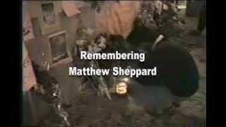 Matthew Sheppard