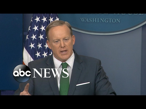 Thumbnail: Spicer continues to defend Trump's wiretapping claims