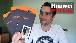 Carcasas Spigen para Huawei P10 Lite | review en español