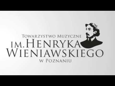 Henryk Wieniawski Gigue in E Minor op. 23 Piotr PÅ'awner and Andrzej Tatarski