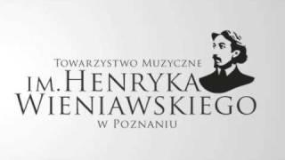 Henryk Wieniawski Gigue in E Minor op. 23 Piotr Pławner and Andrzej Tatarski