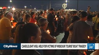 Woman lost 9 family members in Missouri boat accident