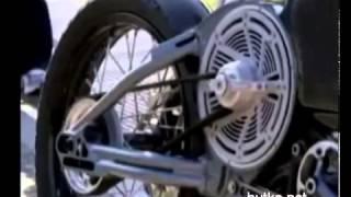 Видео с велосипедами.  Самый быстрый велосипед в Мире 150 кмч ! Рекорд Гиннеса!(Пишут