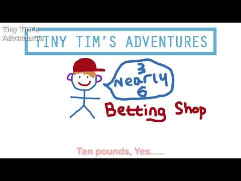 Tiny Tim calling the Bookies