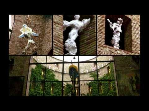 EL TEATRO MUSEO DALI - SALVADOR DALI THEATER- MUSEUM - FIGUERES, SPAIN