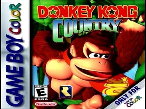 Donkey Kong Country 1 [GB] - Jungle Hijinxs