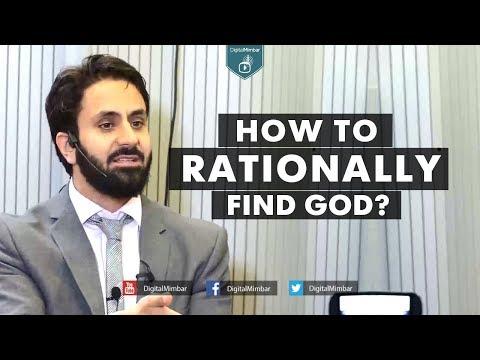 How to Rationally Find God? - Hamza Tzortzis