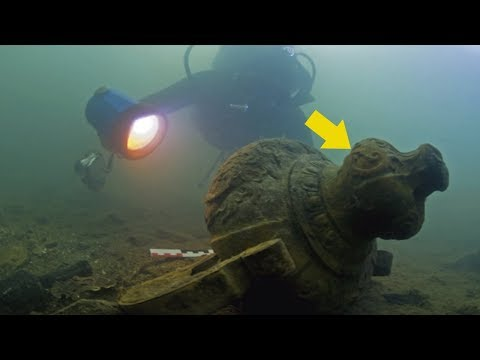 5 Mysterious Discoveries From Beneath The Sea!