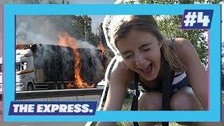 THE EXPRESS (afl 4/8): ontploffing op de snelweg! 🔥