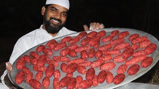 Beetroot kabab Recipe || Aloo seekh kabab recipe || Nawabs kitchen
