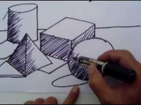 3  สาธิต วาดเส้นรูปทรงเรขาคณิต