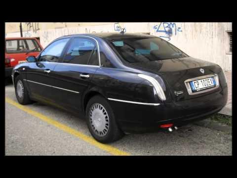 2004 Lancia Thesis - YouTube