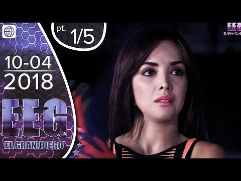 EEG El Gran Clásico - 10/04/2018 - 1/5