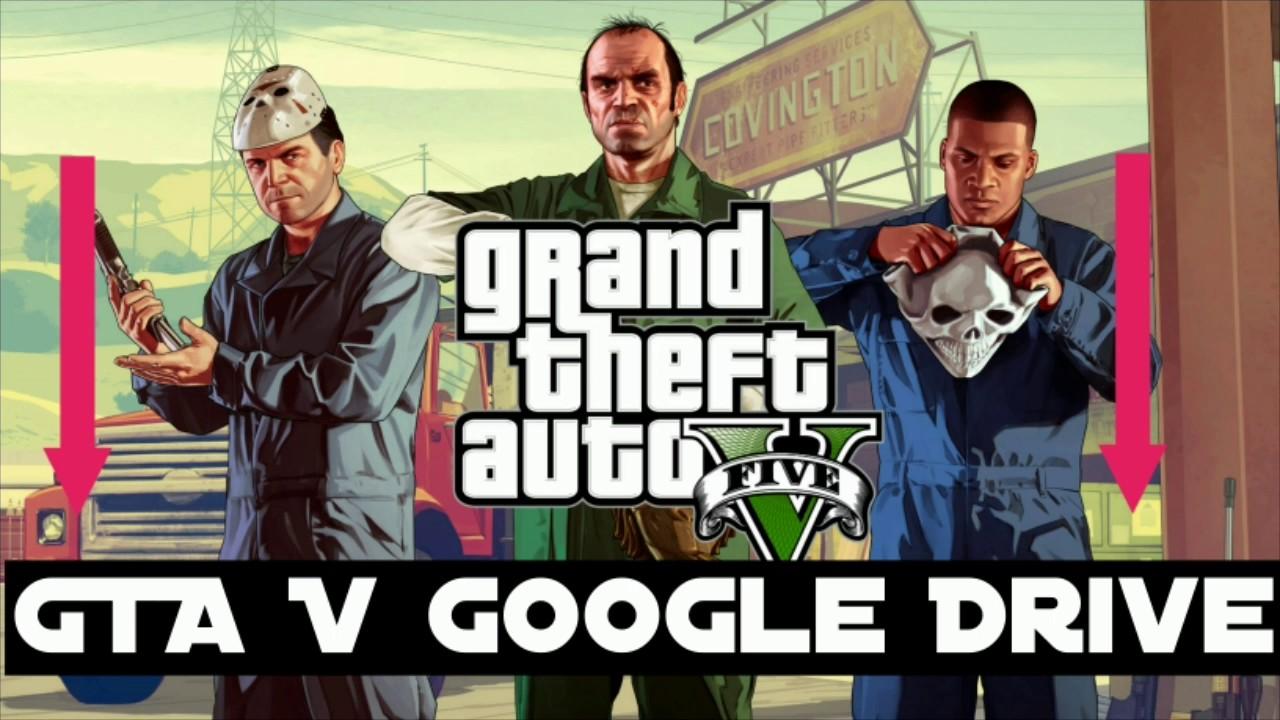 descargar gta v para pc google drive