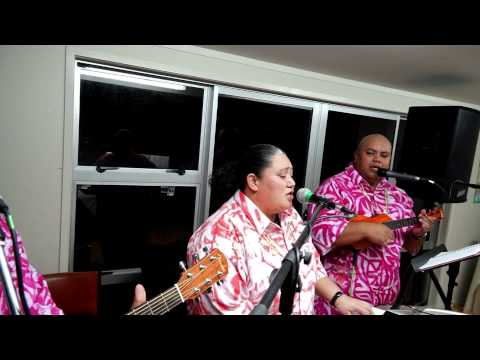Cook Islands Artists LIVE  in NZ.