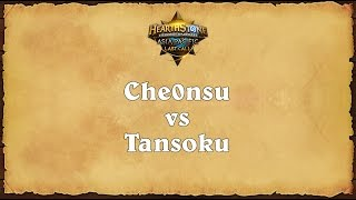 Che0nsu vs Tansoku - Asia-Pacific Last Call - Finals thumbnail