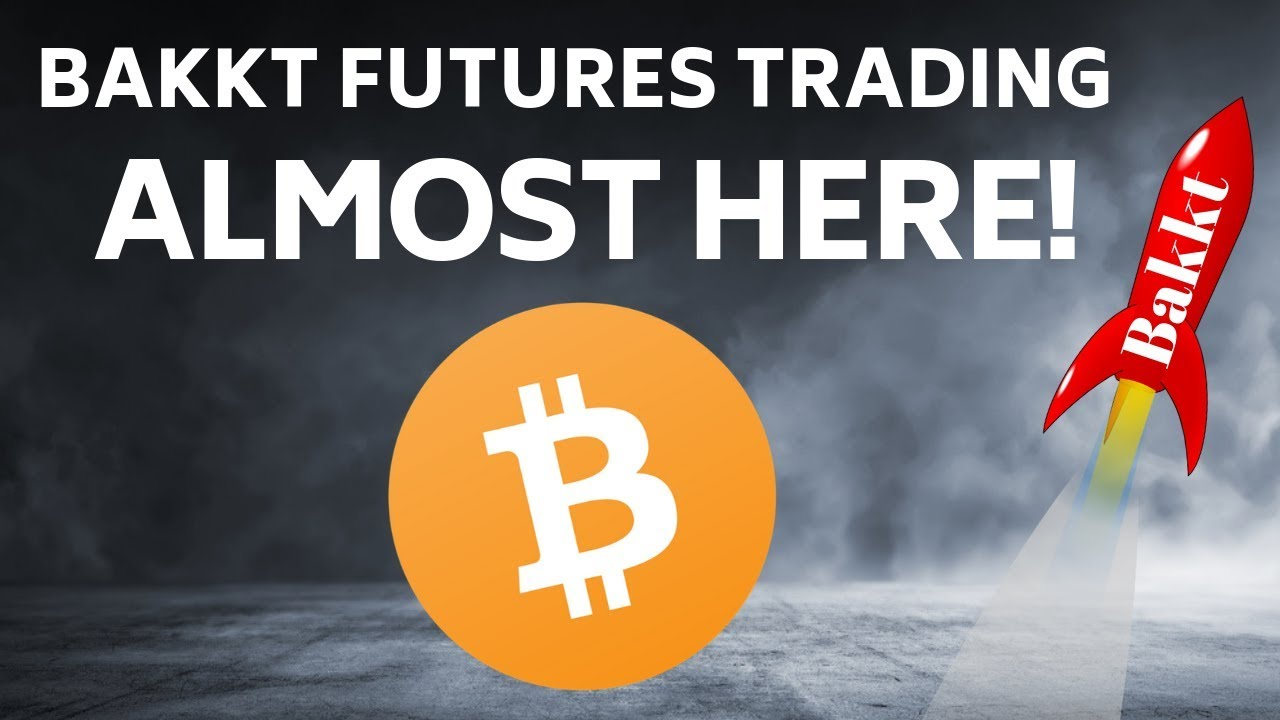 BAKKT Bitcoin Futures Contracts Are Almost Here! - Today's Crypto News