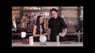 Sugar Factory NYC Shows Us Their Lollipop Passion Goblet & King Kong Sundae