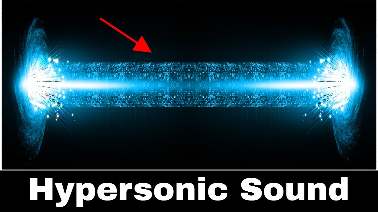 Is it Possible to Make a Sound Lens? Real-Life Hypersonic Ultrasonic Sound Lasers