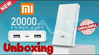 Mi 20000 mAH Powerbank 2i | Unboxing & Review | Best Budget Powerbank