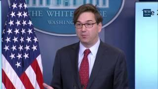 12/15/16: White House Press Briefing