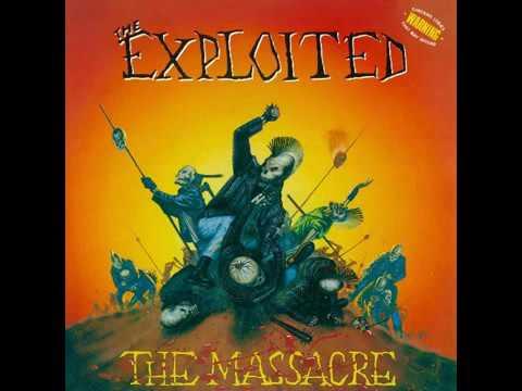TΗE ΕΧPLΟITED  - Τhe Μassacre (Full Album 1990)