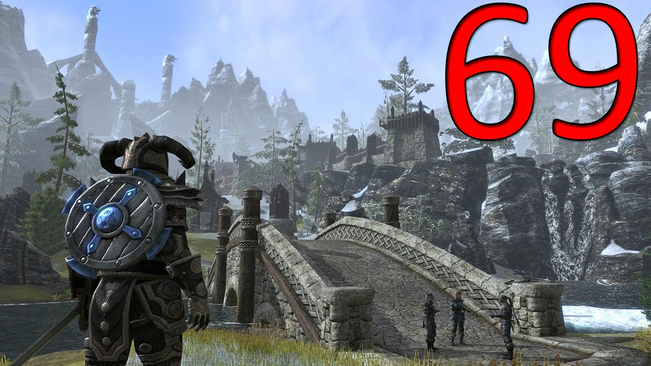 [PCMedia] Lets Play: The Elder Scrolls Online [Breton ...
