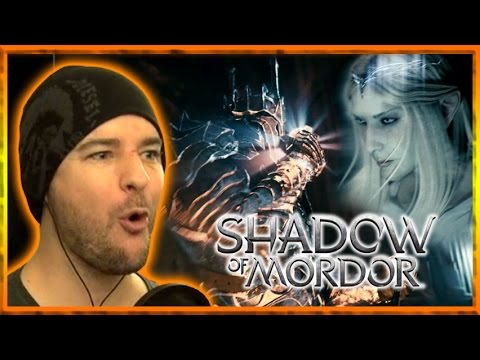 Shadow of Mordor Gameplay - Retrieve the Artifact! The Messenger!