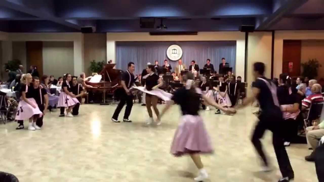 Spc Big band dance 2014 - YouTube