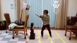 Next Bruce Lee   Strongest Kids Ryusei Imai