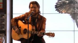 The New Roses (Timmy Rough) - Dead Mans Voice Akustik Version Saturn am Hansaring
