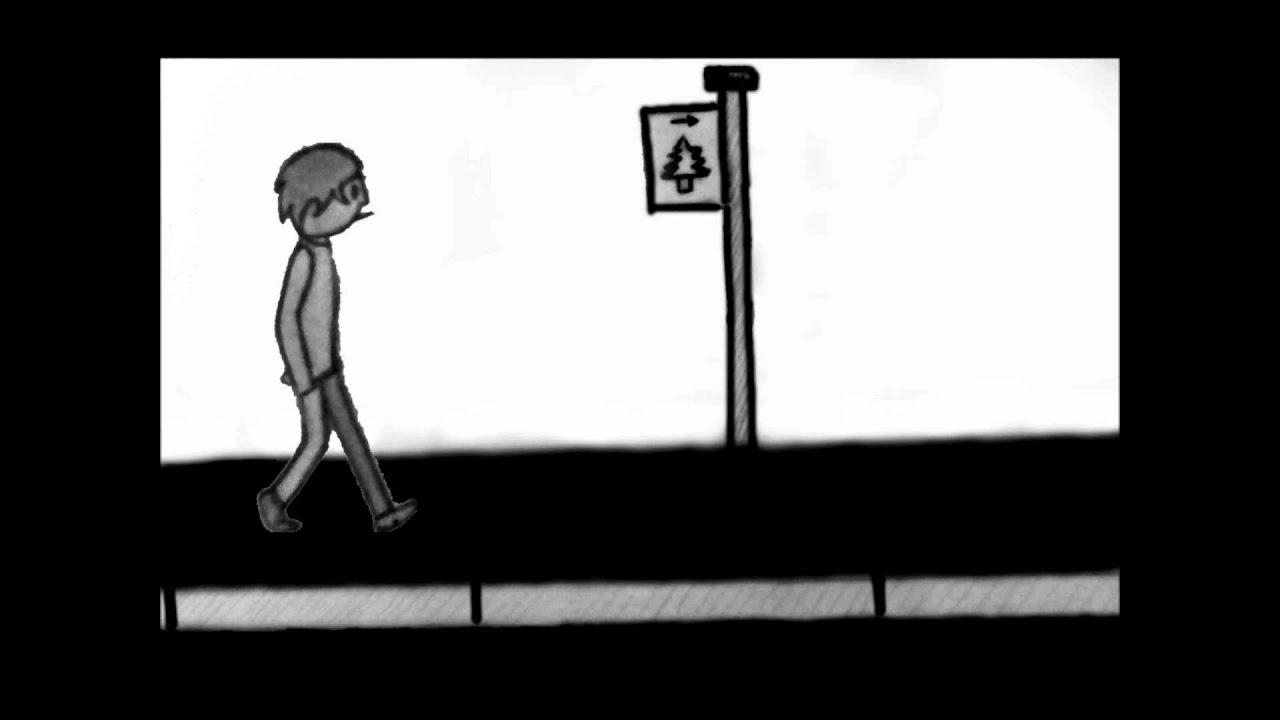 Animación, Caminando.