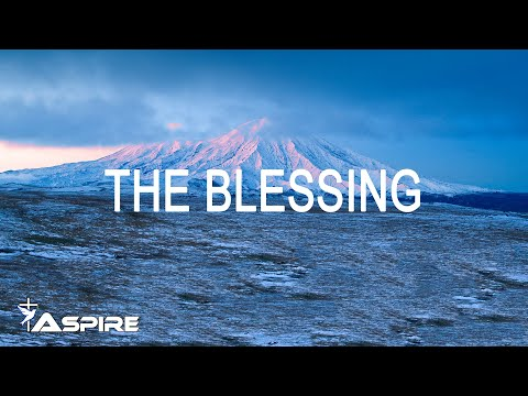 The Blessing (Live) ~ Kari Jobe, Cody Carnes and Elevation Worship (lyric video)