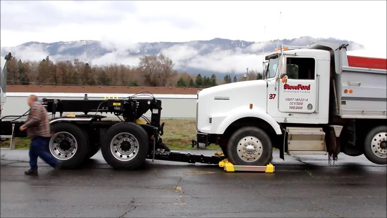 Zacklift Fifthwheeler Using The Heavy Duty Wheel Lift