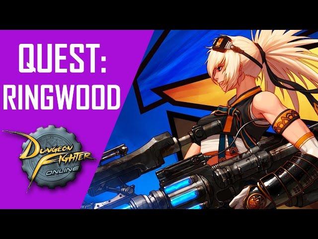 RingWood: Zerando Quest - Dungeon Fighter Online