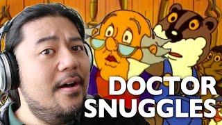 Doctor Snuggles Revisión - Mega Jay Retro #doctorsnuggles #dibujos animados