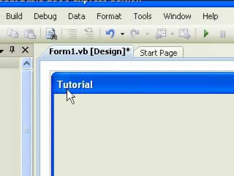how to hide icon maximize and minimize box in visual basic 2008