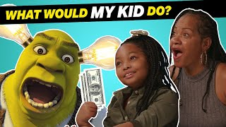 Parents Try Guessing What Their Kid Will Do With $100