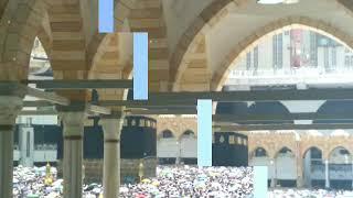 من تصويري انشودة مصطفي العزاوى زينوا الحرم
