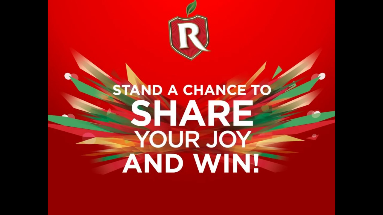 Share your Joy | Redd's South Africa