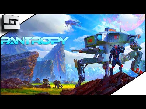 Patropy - PVP Survival Mech Building Game Deal! Pantropy Multiplayer Gameplay Ep 1